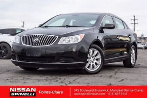 "2013 Buick LaCrosse LUXUARY A/C + ELECT. PKG BLUETOOTH 17"""" MAGS"