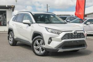 2020 Toyota RAV4 Mxaa52R GXL 2WD White 10 Speed Constant Variable Wagon Dandenong Greater Dandenong Preview