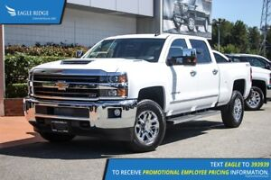 2018 Chevrolet Silverado 3500HD LTZ Navigation, Heated & Vent...