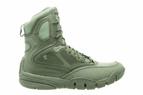 "Lalo Shadow Amphibian 8"" Ranger Green Boots"