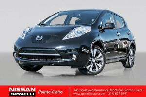 2015 Nissan Leaf SL FAST CHARGE/NAVIGATION/LEATHER/BOSE SOUND SY
