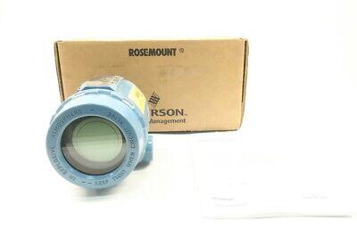 Rosemount 3144pd1a1k6b4m5k1005 Temperature Transmitter 0-100c 12-42.4v-dc