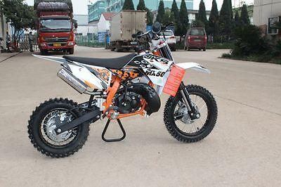 49cc 50cc dirt bike JKS Racing MX-50 Nitro NRG 12/10 Upgraded WE FINANCNE