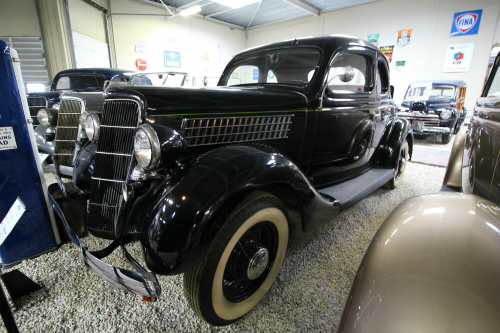Ford 770 5Window Coupe 1935