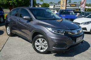 2018 Honda HR-V MY17 VTi Grey 1 Speed Constant Variable Hatchback