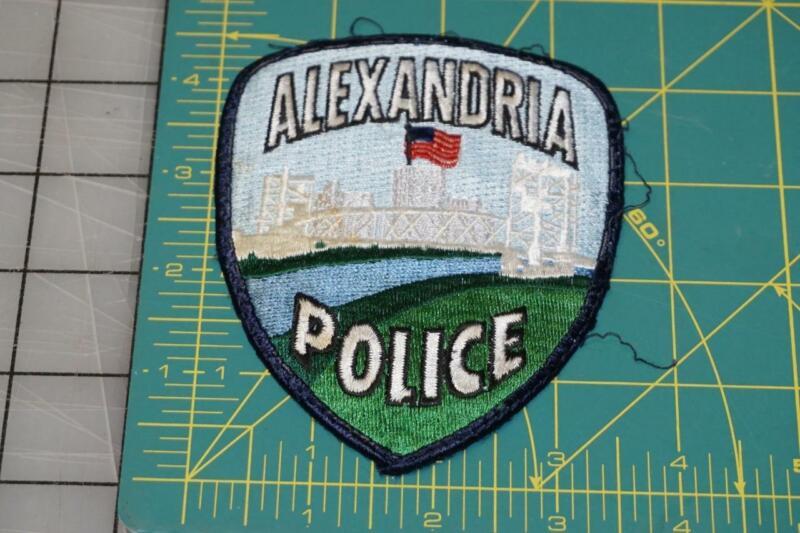 Alexandria Police Patch (10013)