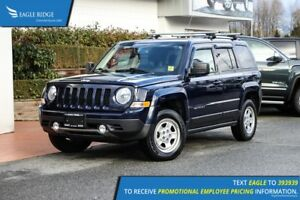 2017 Jeep Patriot Sport/North Satellite Radio & Sunroof
