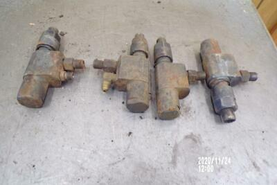 Massey Ferguson To-35 Tractor Engine Fuel Injectors Mf 35