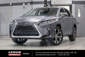 2019 Lexus RX 350 LUXE AWD; CUIR TOIT GPS ANGLES MORTS LSS+ $1,0