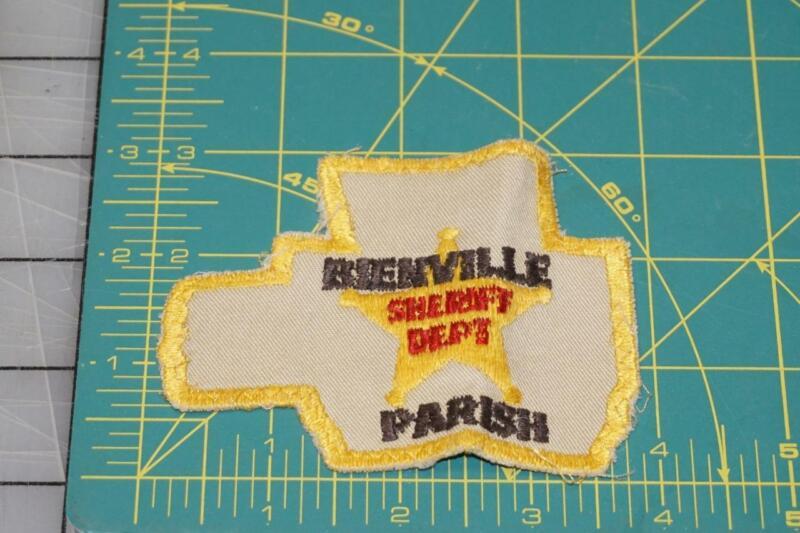 Bienville Parish Sheriffs Department Patch  (0040)