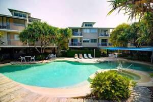 Short Term accommodation – Resort Living – Walk to Beach!! Coolum Beach Noosa Area Preview