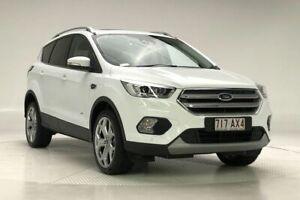 2019 Ford Escape ZG 2019.75MY Titanium White 6 Speed Sports Automatic Dual Clutch SUV
