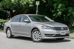 2013 Volkswagen Passat Trendline / CarLoans for Any Credit