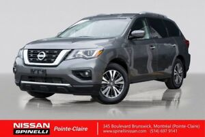 2017 Nissan Pathfinder SL AWD LEATHER, 360 CAMERA,INTEGRATED HIT