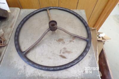 Original Ford 8n-naa-600 Tractor Steering Wheel 800-jubilee-8n Ford