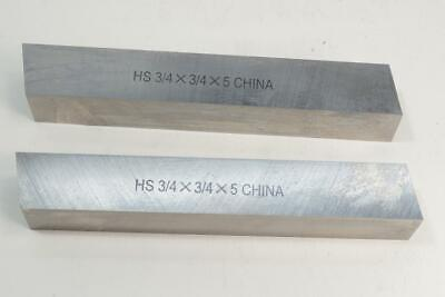 2 New Marxman Cutting Tools 34 Square X 5 M2 Hss Lathe Cutter Tool Bit. 86042