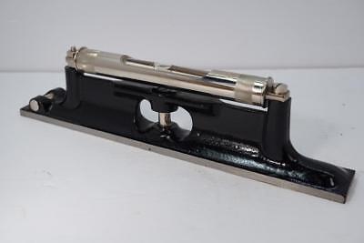Nos Rabone Chesterman 12 Cast Iron Toolmakers Precision Machinists Level. Uk