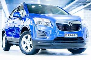 Holden Trax - low kms and well maintained Neutral Bay North Sydney Area Preview