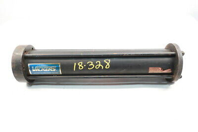 Vickers 116225a Double Acting Pneumatic Cylinder 3in 15in
