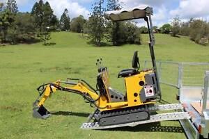 Brand New Tiger Mini Excavator Ozziquip GOLD COAST Molendinar Gold Coast City Preview