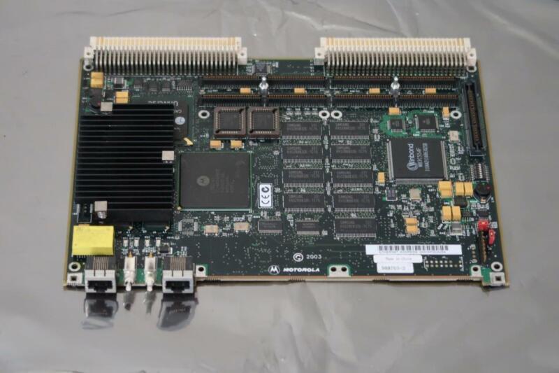 Motorola MVME2434-1 VME  01-W3839F 07A  VXI