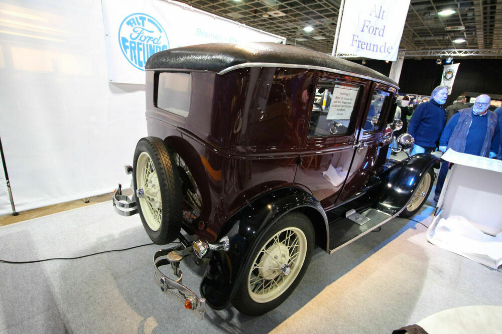 Ford Model A Typ 60