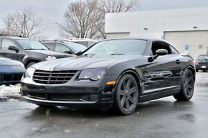 2005 Chrysler Crossfire *BLACK EDITION*MANUELLE*A/C*NOIR*BAS KIL