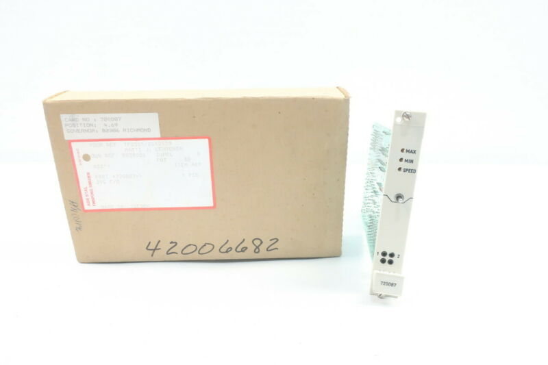 Abb Stal 720087-1 Pcb Circuit Board