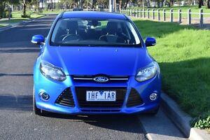 2014 Ford Focus Sport Hatchback North Melbourne Melbourne City Preview