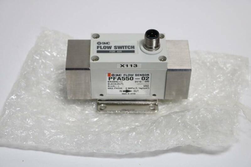 SMC PFA550-02 Flow Sensor