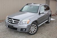 2010 Mercedes-Benz GLK-Class !!! AWD !!! LEATHER !!! Barrie Ontario Preview