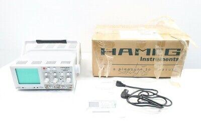 Hameg Hm303-6 Oscilliscope 35mhz