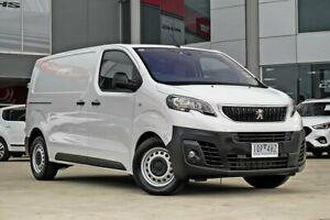2020 Peugeot Expert K0 MY20 150 HDi SWB White 8 Speed Automatic Van