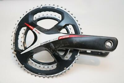 FSA K-FORCE LIGHT CARBON CHAINSET 175mm DOUBLE BB30 Road bike 53T 39T 11 speed