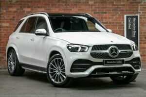2020 Mercedes-Benz GLE-Class V167 800+050MY GLE300 d 9G-Tronic 4MATIC White 9 Speed Sports Automatic Mulgrave Monash Area Preview