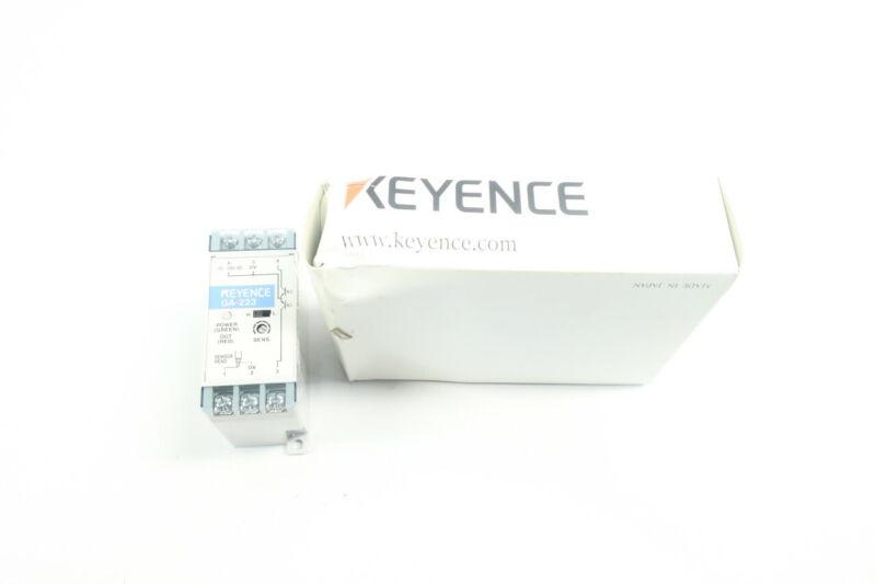 Keyence GA-223 Vibration Sensor 10-28v-dc