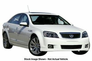 2014 Holden Caprice WN MY14 V Blue 6 Speed Sports Automatic Sedan Burswood Victoria Park Area Preview