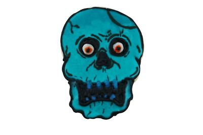 Skull Head Monster Face Cookie Cutter 3.5