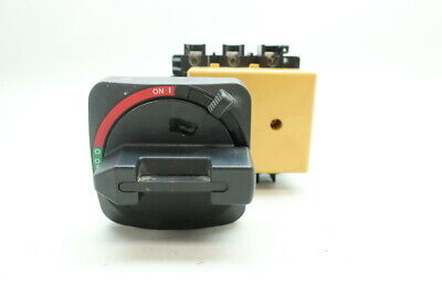 Allen Bradley 194r-nn030p3 Disconnect Switch 3p 30a Amp 600v-ac 250v-dc Ser B