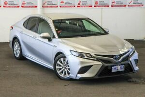 2017 Toyota Camry AXVH71R Ascent Sport Hybrid Silver Pearl Continuous Variable Sedan Myaree Melville Area Preview