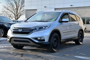 2016 Honda CR-V *TOURING*CUIR*TOIT*NAVIGATION*CAMERA*