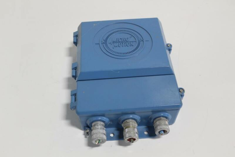 Micro Motion RFT97121PN Remote Flow Transmitter