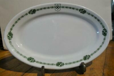 Rosenthal 1925 China CHICAGO EDGEWATER BEACH HOTEL-OVAL PLATTER-Excellent!!