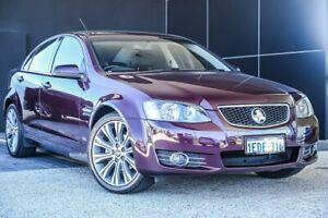 2012 Holden Commodore VE II MY12.5 Z Series Purple/Black 6 Speed Sports Automatic Sedan Wangara Wanneroo Area Preview