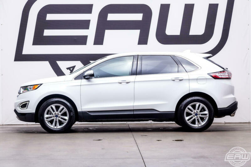 Image 3 Voiture American used Ford Edge 2017