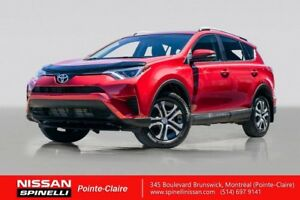 2016 Toyota RAV4 LE BLUETOOTH / CAMERA / HEATED SEATS