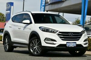 2017 Hyundai Tucson TL MY18 Active X 2WD White 6 Speed Sports Automatic Wagon Melville Melville Area Preview