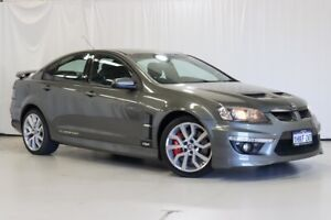 2012 Holden Special Vehicles ClubSport E Series 3 MY12 R8 Grey 6 Speed Sports Automatic Sedan