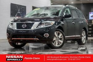 2014 Nissan Pathfinder Platinum NAVIGATION/DVD/PANORAMIC SUNROOF