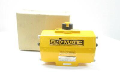 El-o-matic Ed0150.u1a00a.22k0 Pneumatic Valve Actuator